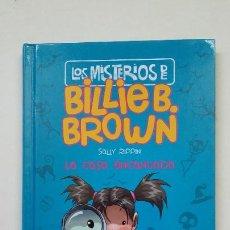 Libros de segunda mano: LOS MISTERIOS DE BILLIE B. BROWN. SALLY RIPPIN. LA CASA ENCANTADA Nº 1. EDICIONES BRUÑO. TDK199. Lote 206970500