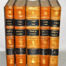 Libros de segunda mano: HISTORIA DE SALAMANCA. 5 TOMOS. Lote 207001902
