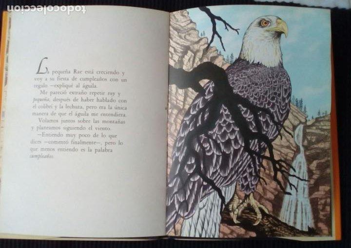 Libros de segunda mano: NINGUN LUGAR ESTA LEJOS. RICHARD BACH. POMAIRE 1980. ILUSTRADO POR RON WEGEN. - Foto 6 - 207010736