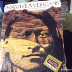 Libros de segunda mano: THE NATIVE AMERICANS: AN ILLUSTRATED HISTORY DAVID HURST THOMAS, JAY MILLER, RICHARD WHITE, PETER NA. Lote 207041513