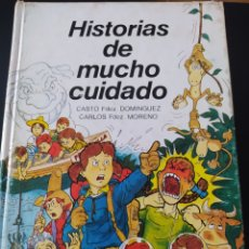 Libros de segunda mano: HISTORIAS DE MUCHO CUIDADO. CASTO FERNÁNDEZ DOMÍNGUEZ. CARLOS FERNÁNDEZ MORENO. EDITA MINERVA EN SU. Lote 207101530
