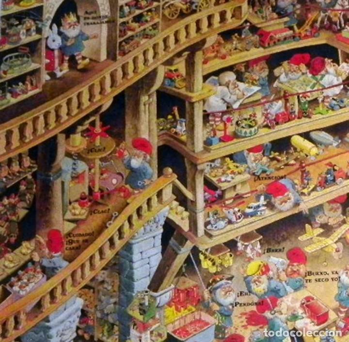 Libros de segunda mano: EL PAÍS DE LOS JUGUETES LIBRO INFANTIL - TONY WOLF - GRAN TAMAÑO - PRECIOSAS ILUSTRACIONES - MOLINO - Foto 5 - 207104565