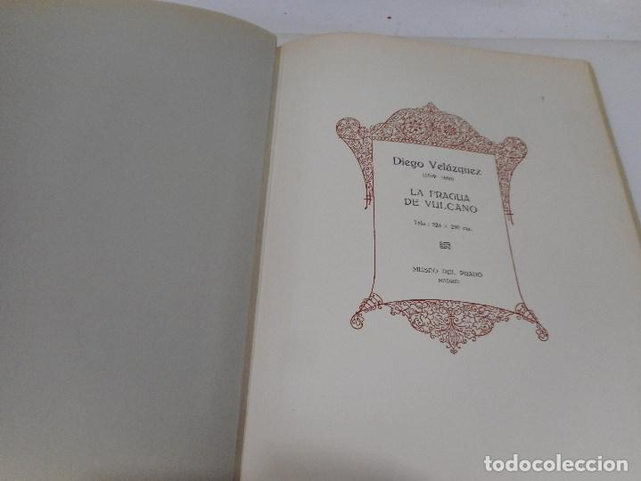 Libros de segunda mano: A. DE BERUETE Y MORET Y AUGUSTO L. MAYER Álbum de la Galeria de pinturas del Museo del Prado Q900W - Foto 2 - 207107556