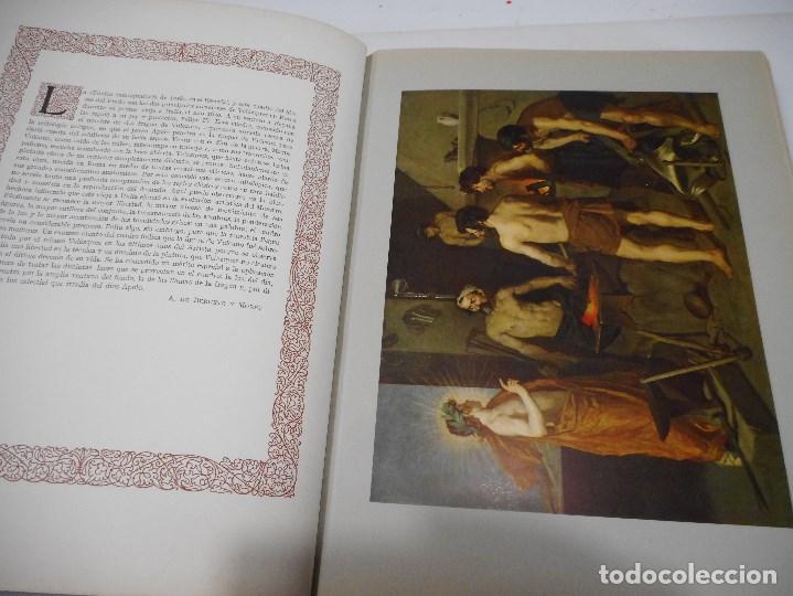 Libros de segunda mano: A. DE BERUETE Y MORET Y AUGUSTO L. MAYER Álbum de la Galeria de pinturas del Museo del Prado Q900W - Foto 3 - 207107556