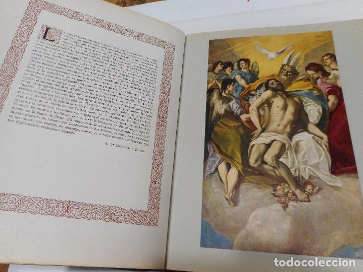 Libros de segunda mano: A. DE BERUETE Y MORET Y AUGUSTO L. MAYER Álbum de la Galeria de pinturas del Museo del Prado Q900W - Foto 4 - 207107556