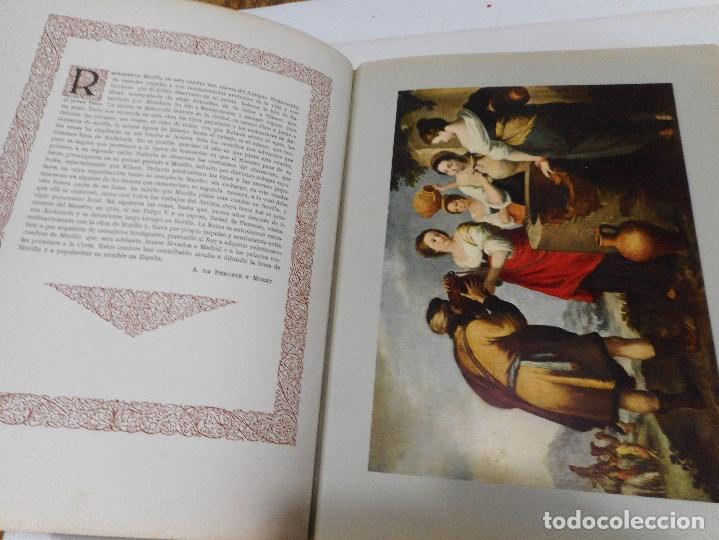 Libros de segunda mano: A. DE BERUETE Y MORET Y AUGUSTO L. MAYER Álbum de la Galeria de pinturas del Museo del Prado Q900W - Foto 5 - 207107556