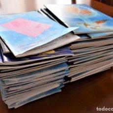 Libros de segunda mano: LOTE 91 BOLETINES AMOR, PAZ Y CARIDAD ASOCIACIÓN PARASICOLÓGICA DE VILLENA (ALICANTE) DE 1989 A 2001. Lote 207128316