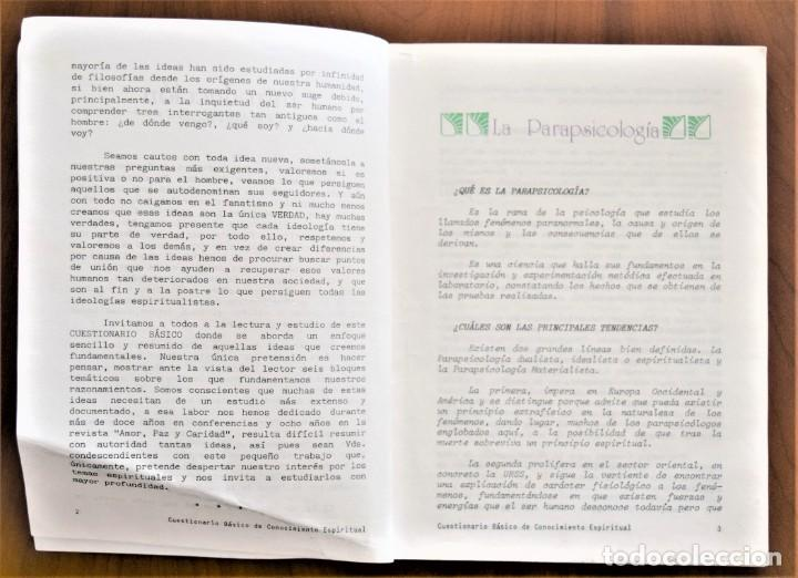 Libros de segunda mano: LOTE 91 BOLETINES AMOR, PAZ Y CARIDAD ASOCIACIÓN PARASICOLÓGICA DE VILLENA (ALICANTE) DE 1989 A 2001 - Foto 25 - 207128316