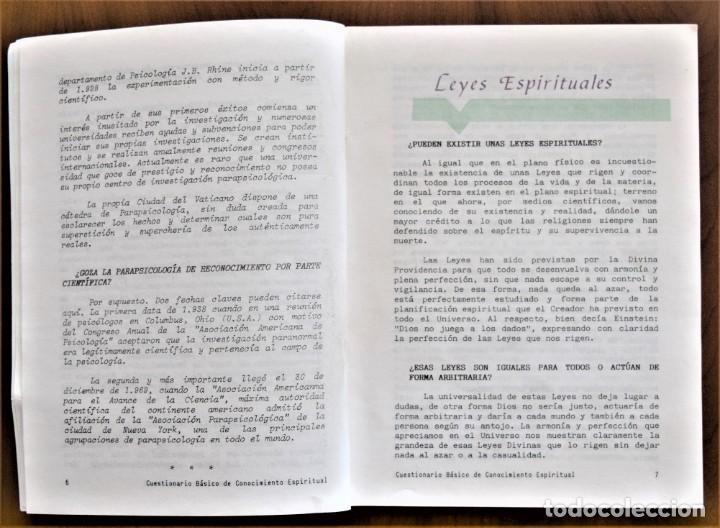 Libros de segunda mano: LOTE 91 BOLETINES AMOR, PAZ Y CARIDAD ASOCIACIÓN PARASICOLÓGICA DE VILLENA (ALICANTE) DE 1989 A 2001 - Foto 26 - 207128316