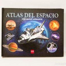 Libros de segunda mano: ATLAS DEL ESPACIO. Lote 207135916