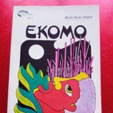 Libros de segunda mano: LIBRO-EKOMO-MARÍA NSUE ANGÜE-VER FOTOS. Lote 207136168