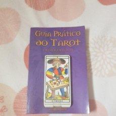 Libros de segunda mano: GUÍA PRÁCTICA DEL TAROT EN PORTUGUÉS. Lote 207140676