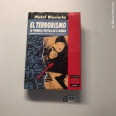 Libros de segunda mano: EL TERRORISMO. Lote 207147553