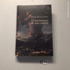 Libros de segunda mano: EL NACIMIENTO DE UNA NACIÓN. Lote 207147743