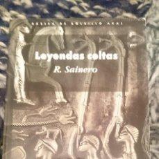 Libros de segunda mano: LEYENDAS CELTAS. Lote 207149845