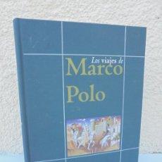 Libros de segunda mano: LOS VIAJES DE MARCO POLO. EDICION ACCENTURE 2003. VER FOTOGRAFIAS ADJUNTAS. Lote 207209060