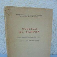 Libros de segunda mano: NOBLEZA DE ZAMORA. TOMO VI. ENRIQUE FERNANDEZ PRIETO DOMINGUEZ Y LOSADA.GENEALOGIA Y HERALDICA 1953.. Lote 207210281