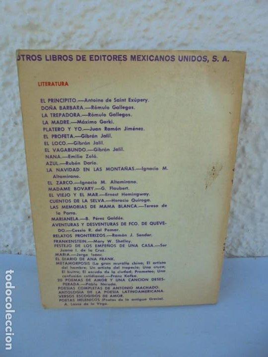 Libros de segunda mano: DICHOS, DICHARACHOS Y REFRANES MEXICANOS. JOSE MARTINEZ PEREZ. EDITORES MEXICANOS UNIDOS 1977 - Foto 19 - 207217302