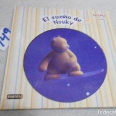 Libros de segunda mano: EL SUEÑO DE NOUKY. Lote 207237640