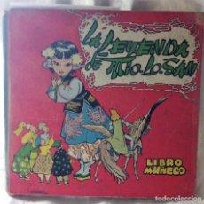 Libros de segunda mano: LIBRO MUÑECO - CUENTO. Lote 207238027