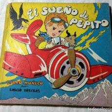 Libros de segunda mano: LIBRO MUÑECO - CUENTO. Lote 207238297