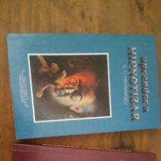 Libros de segunda mano: LOTE LIBROS HECHIZOS Y SORTILEGIOS Y APRENDE A HIPNOTIZAR. Lote 207258222
