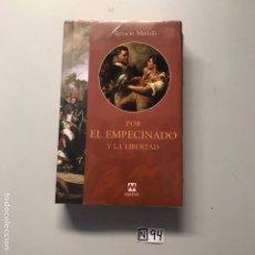 Libros de segunda mano: POR EL EMPECINADO Y LA LIBERTAD. Lote 207344493