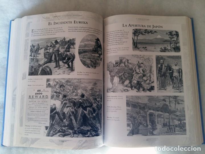 Libros de segunda mano: Historia grafica del siglo XIX. Edimat Libros - Foto 5 - 207358698