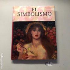 Libros de segunda mano: EL SIMBOLISMO. Lote 207444098