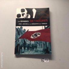 Libros de segunda mano: LOS GRANDES DICTADORES. Lote 207444963
