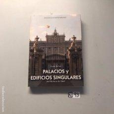 Libros de segunda mano: PALACIOS Y EDIFICIOS SINGULARES. Lote 207445115