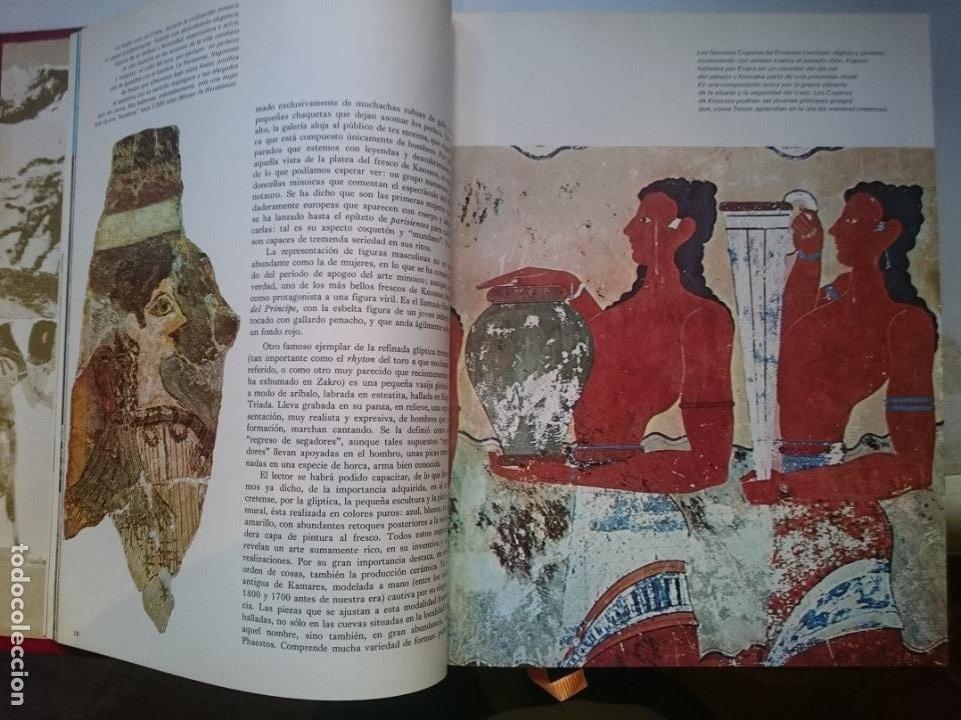 Libros de segunda mano: HISTORIA DEL ARTE - TOMO 2 -VER FOTOS - Foto 4 - 207452248