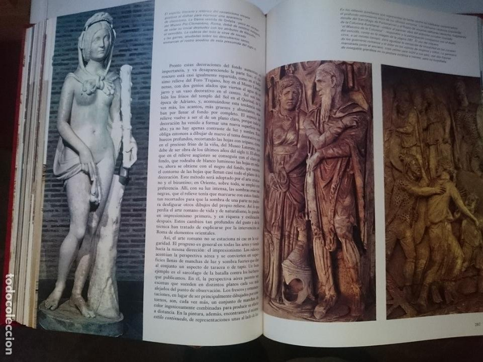 Libros de segunda mano: HISTORIA DEL ARTE - TOMO 2 -VER FOTOS - Foto 10 - 207452248