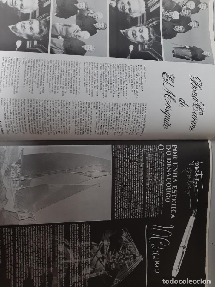 Libros de segunda mano: TINTIMAN Nº 2, REVISTA DE CULTO DE VIGO, FANZINE-MOVIDA-GRAFFITI- DISEÑO-ART-COMIC, 1984 - Foto 3 - 207522718