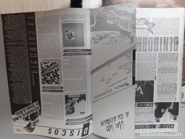 Libros de segunda mano: TINTIMAN Nº 2, REVISTA DE CULTO DE VIGO, FANZINE-MOVIDA-GRAFFITI- DISEÑO-ART-COMIC, 1984 - Foto 5 - 207522718