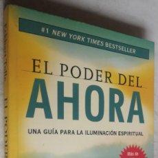 Livros em segunda mão: EL PODER DEL AHORA, ECKHART TOLLE. Lote 207532475