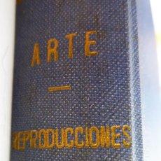 Libros de segunda mano: ARTE - REPRODUCIONES - J. LANUZA - ARTE/RAMA. Lote 207537342