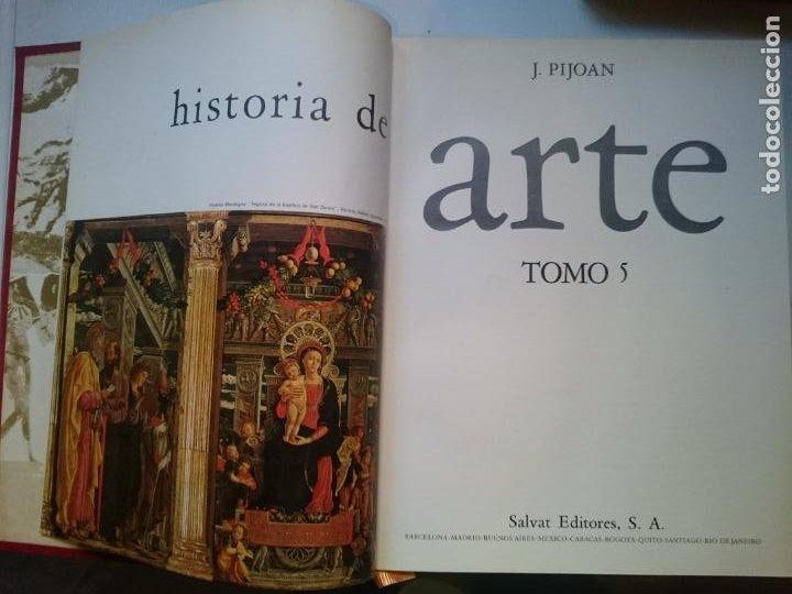 HISTORIA DEL ARTE - TOMO 5 -VER FOTOS (Libros de Segunda Mano - Historia - Otros)