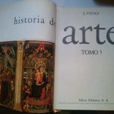 Libros de segunda mano: HISTORIA DEL ARTE - TOMO 5 -VER FOTOS. Lote 207544012