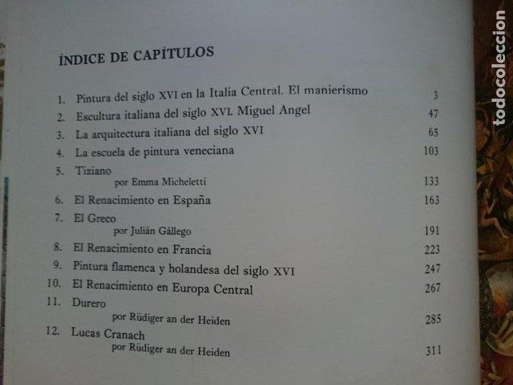 Libros de segunda mano: HISTORIA DEL ARTE - TOMO 6 -VER FOTOS - Foto 2 - 207545355