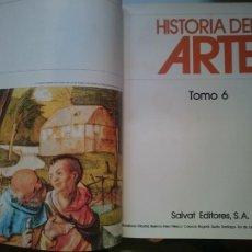 Libros de segunda mano: HISTORIA DEL ARTE - TOMO 6 -VER FOTOS. Lote 207545355