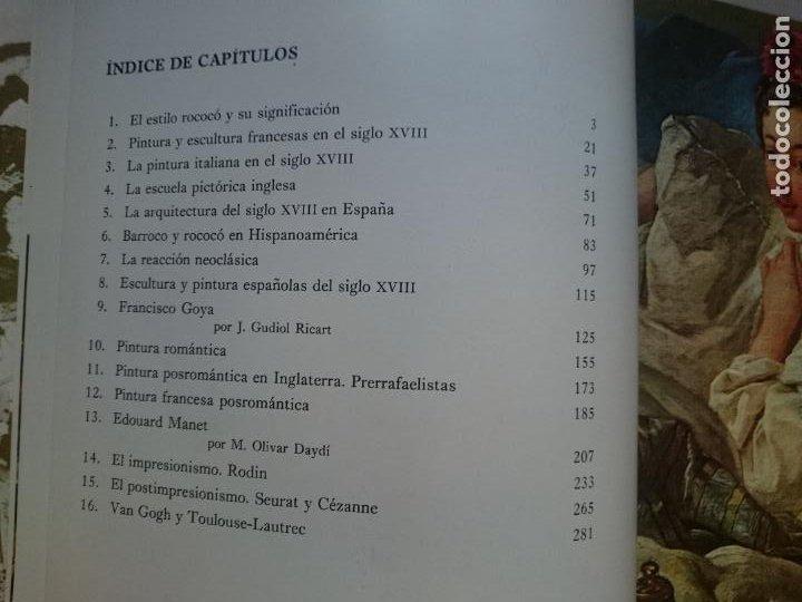 Libros de segunda mano: HISTORIA DEL ARTE - TOMO 8 -VER FOTOS - Foto 2 - 207549956