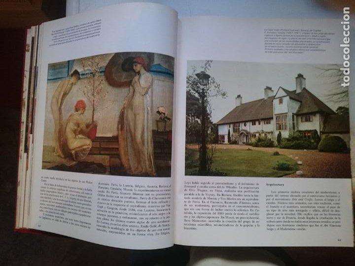Libros de segunda mano: HISTORIA DEL ARTE - TOMO 9 -VER FOTOS - Foto 5 - 207551966