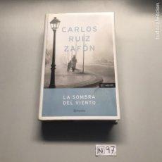 Libros de segunda mano: LA SOMBRA DEL VIENTO. Lote 207594390