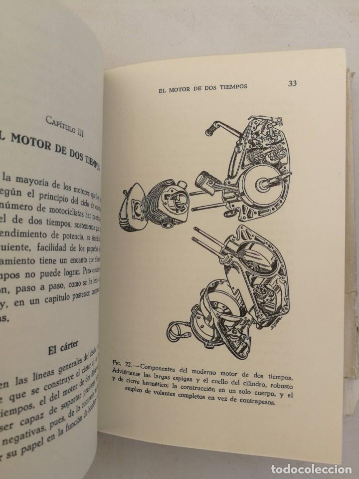 Libros de segunda mano: ANTIGUO LIBRO MANUAL DEL MOTOCICLISTA 1951 - 1ª EDICION - POR LOS REDACTORES DE MOTOR CYCLING - 253 - Foto 7 - 207639535