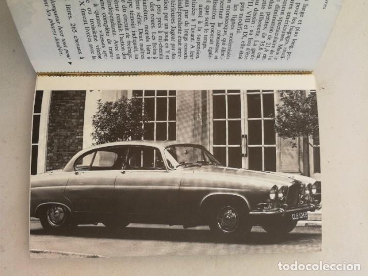 Libros de segunda mano: ANTIGUO Y BONITO LIBRO SOBRE LA MARCA JAGUAR - JOSEPH H. WHERRY - HISTOIRE DES GRANDES MARQUES - 196 - Foto 2 - 207640958