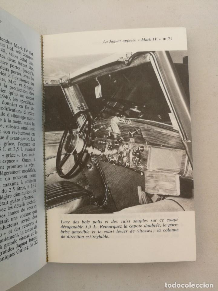 Libros de segunda mano: ANTIGUO Y BONITO LIBRO SOBRE LA MARCA JAGUAR - JOSEPH H. WHERRY - HISTOIRE DES GRANDES MARQUES - 196 - Foto 3 - 207640958