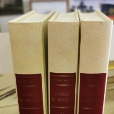 Libros de segunda mano: ANALES ECLESIÁSTICOS Y SECULARES DE LA MUY NOBLE Y LEAL CIUDAD DE SEVILLA.- JUSTINO MATUTE Y GAVIRIA. Lote 207693232