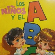 Livros em segunda mão: LOS NIÑOS Y EL ABC. EDITORIAL VASCO AMERICANA. Lote 207725360