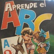 Livros em segunda mão: APRENDE EL ABC VOCALIZANDO. EDITORIAL VASCO AMERICANA. Lote 207725487